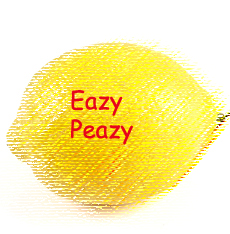 eazy peazy lemon copy