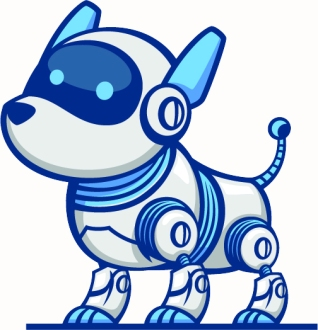 robot dog copy
